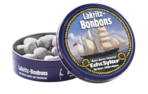 """Sylter Brisen Klömbjes """"Lakritz Bonbons"""""""