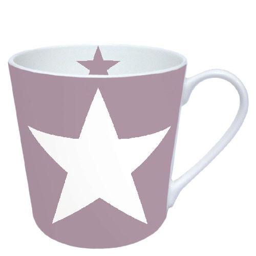 Ambiente Becher - Star Purple