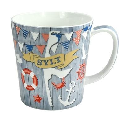 Sylter Becher - Wimpel Sylt - 942687