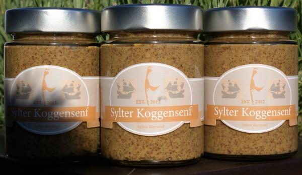 Sylter Koggensenf - Biersenf