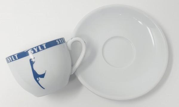 """Sylter Becher """"Espressotasse Sylt"""" - 03358"""