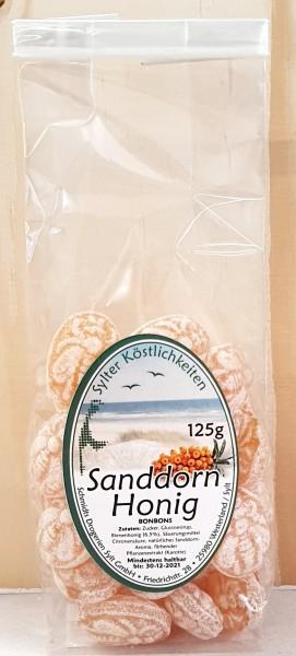 Sylter Sanddorn Honig Bonbons