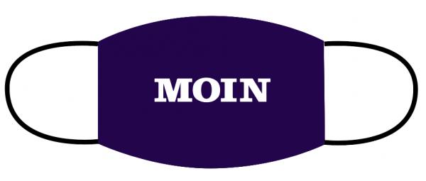 Mund- Nasen Bedeckung - Moin