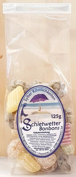 Sylter Schietwetter Bonbons