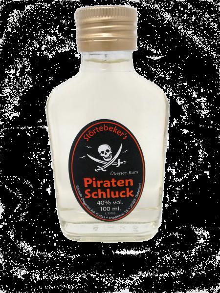 Flachmann- Piratenschluck