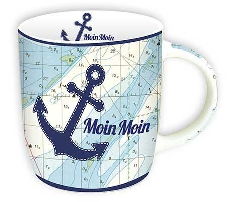 Sylt Becher - Moin Moin - 942578