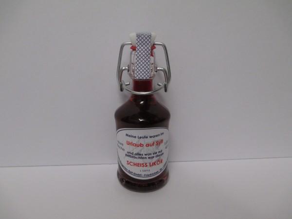Henkel 40 - Scheiss-Likör