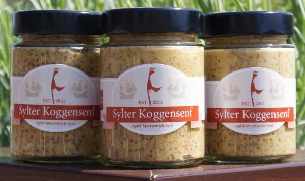 Sylter Koggensenf - Apfel Meerrettich
