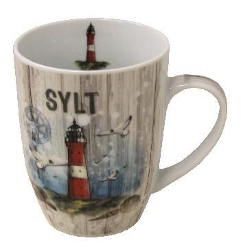 "Sylter Becher - "" Lt Sylt "" - 6887"