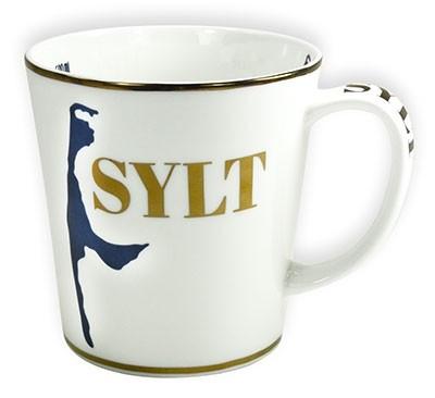 Sylter Becher - Weiß Edeldesign - 942714