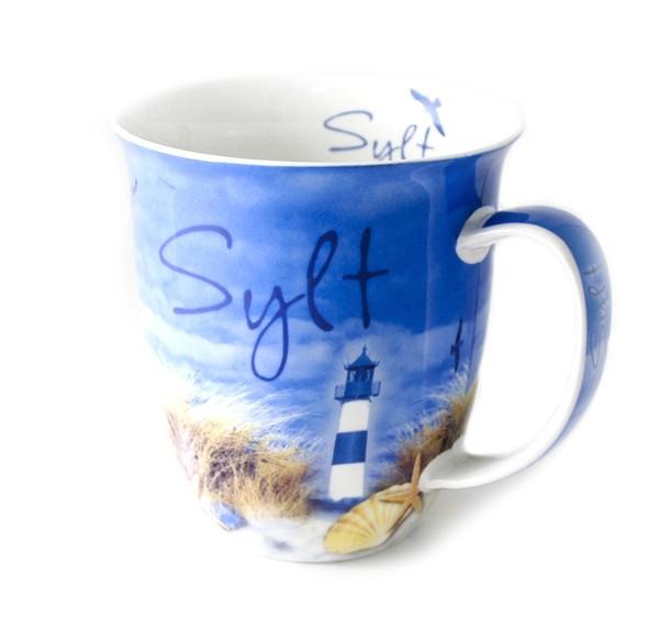 """Sylter Becher - Stranddesign """"Sylt"""" - 942214"""