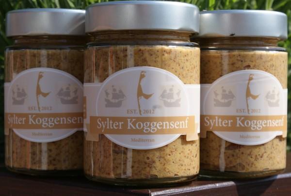 Sylter Koggensenf - Mediterran