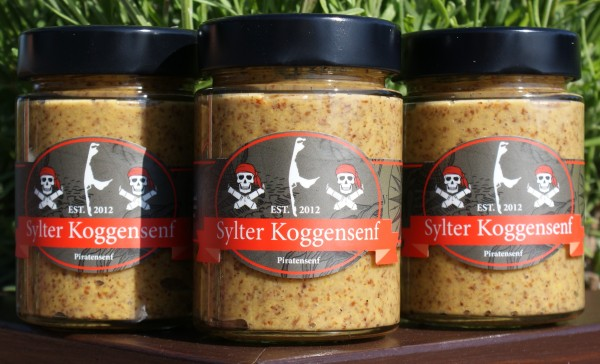 Sylter Koggensenf - Piratensenf