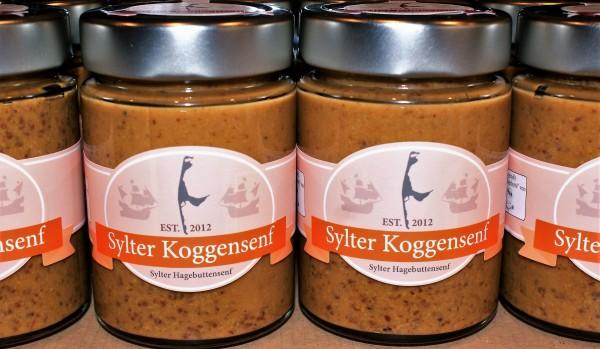 Sylter Koggensenf - Hagebutte