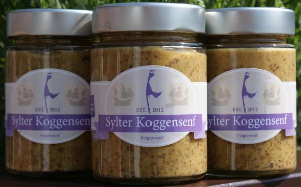 Sylter Koggensenf - Feigensenf