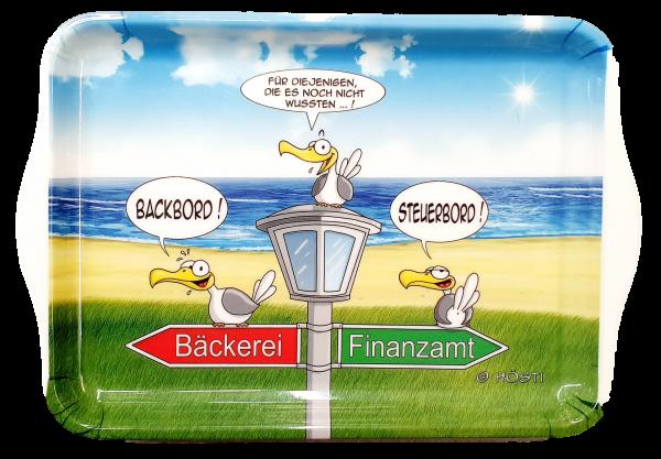 Backbord / Steuerbord - Tablett HÖSTI