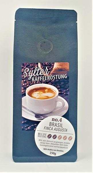 Sylter Kaffeeröstung No. 4 - Brasil Finca Augusta