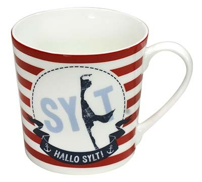Sylter Becher - Shabby Hallo Sylt 942653